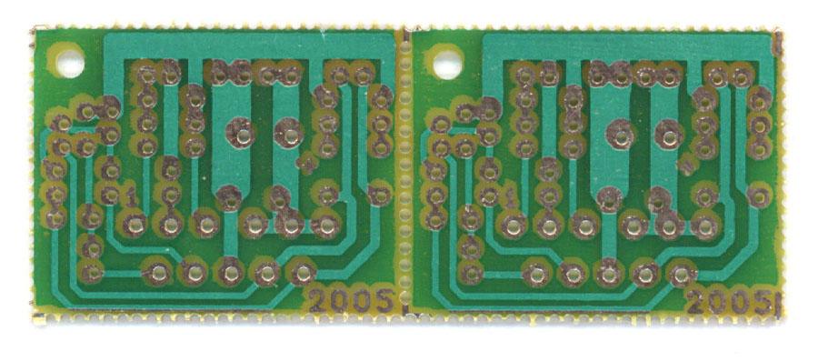 TDA2005 по мостовой схеме.