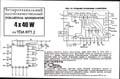 tda8571j схема - Микросхемы.